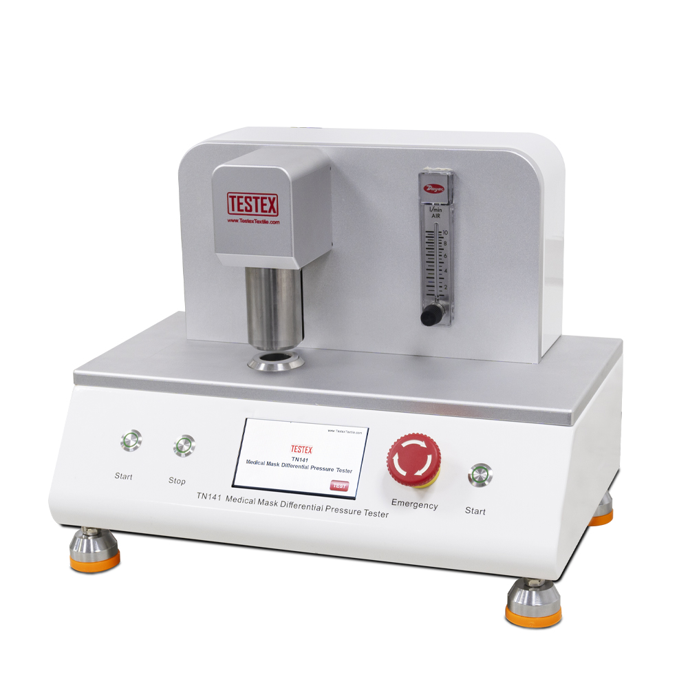 Medical Mask Differential Pressure Tester TN141