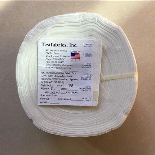 Multifiber Adjacent Fabric